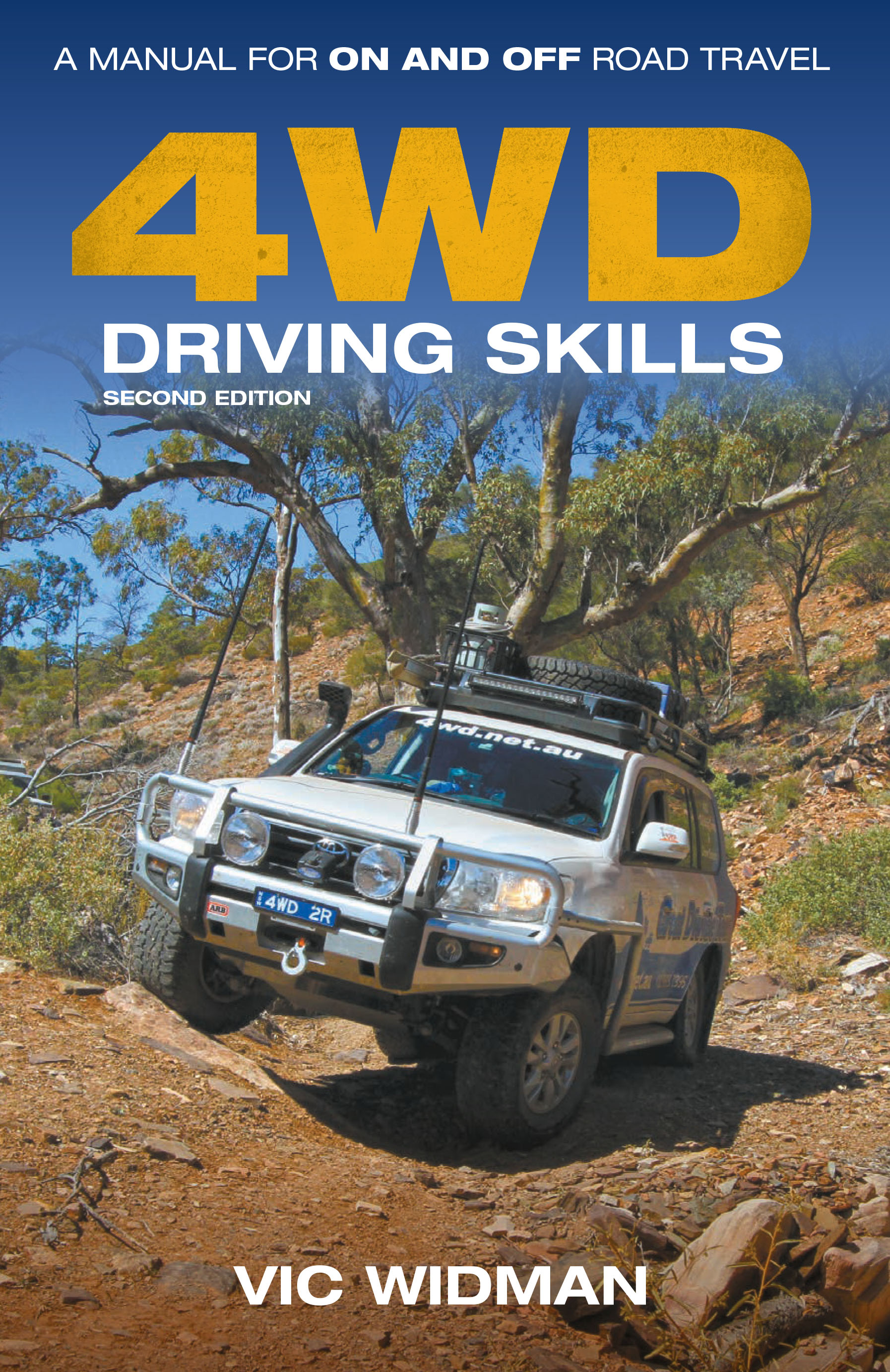 4WD Driving Skills front cover