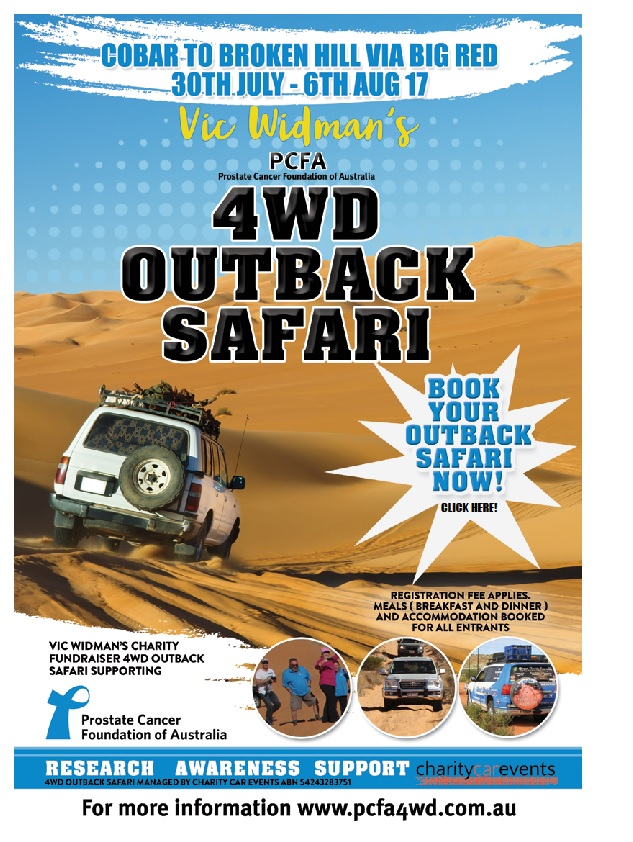 4WD Outback Safari